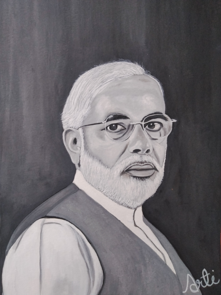 Narendra Modi par aartijadli